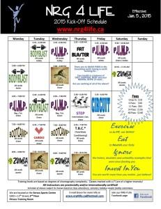 2015 Schedule Image